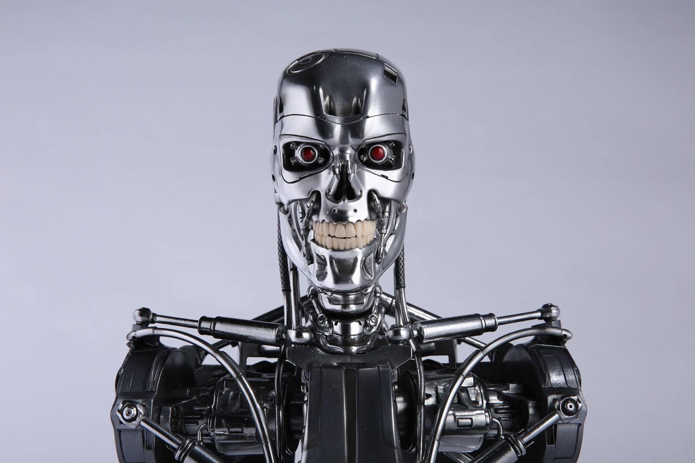 Terminator buste 12 endoskeleton genisys 35 cm 5