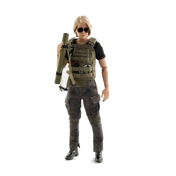 Terminator dark fate figurine 112 sarah connor 14 cm 1