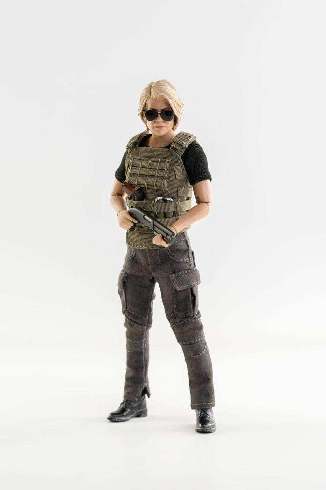Terminator dark fate figurine 112 sarah connor 14 cm 3
