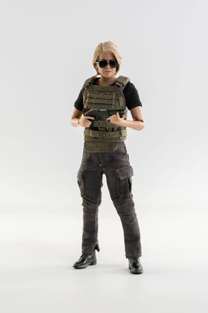 Terminator dark fate figurine 112 sarah connor 14 cm 4