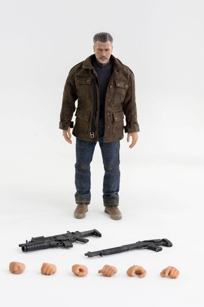 Terminator dark fate figurine 112 t 800 16 cm 2