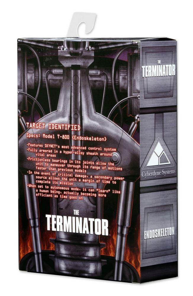Terminator figurine endoskeleton 18 cm 3
