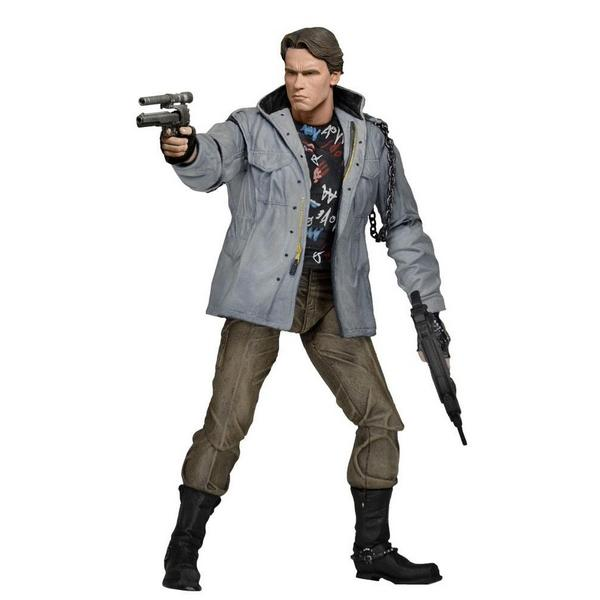 Terminator figurine ultimate t 800 tech noir 18 cm 1