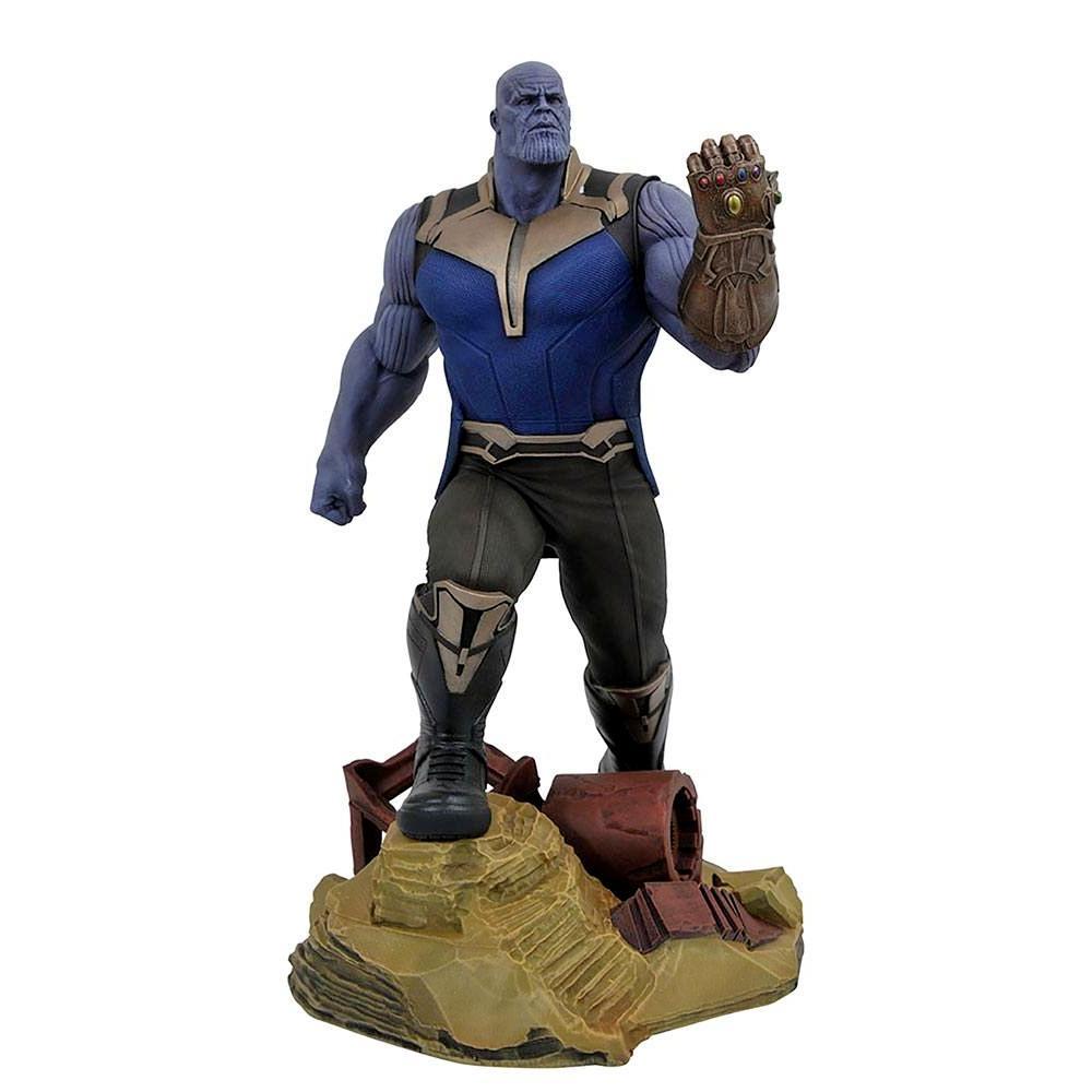 Thanos diamond select toys statuette