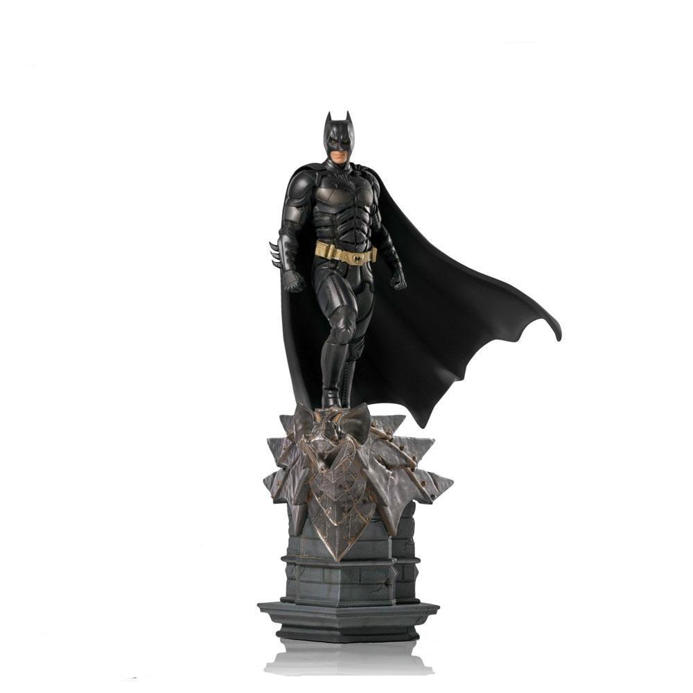 The dark knight statuette 31cm deluxe art scale batman 2 1