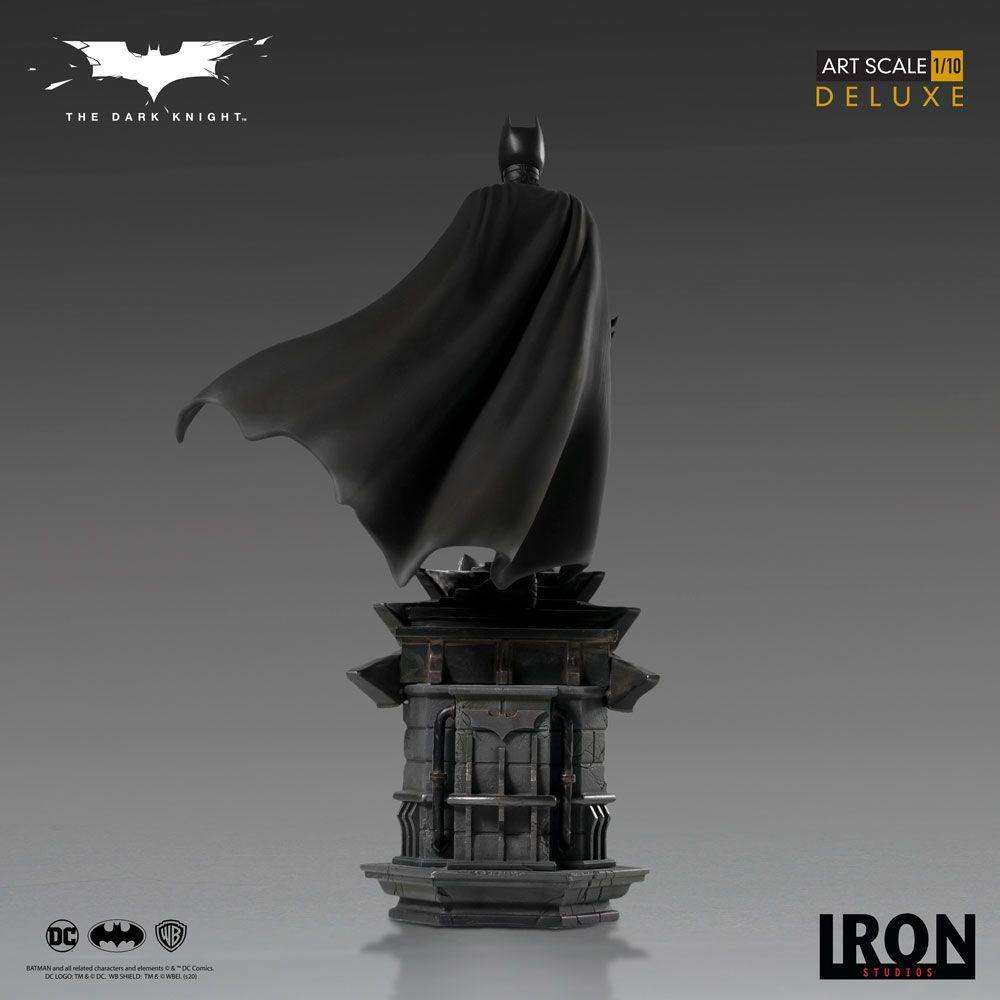 The dark knight statuette 31cm deluxe art scale batman 5