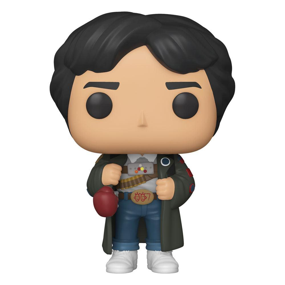 The goonies pop movies vinyl figurine data glove punch 9 cm