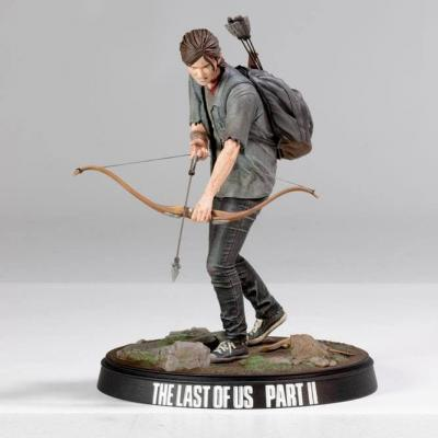 The last of us part ii statuette pvc ellie with bow 1