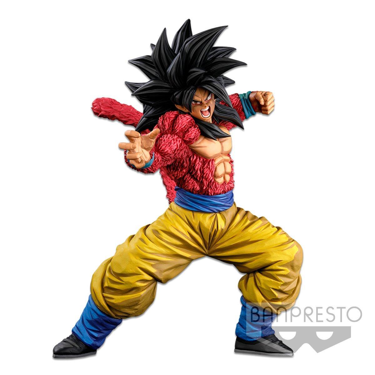 The son goku ssj4 super master stars piece x bwfc manga dimensions 1