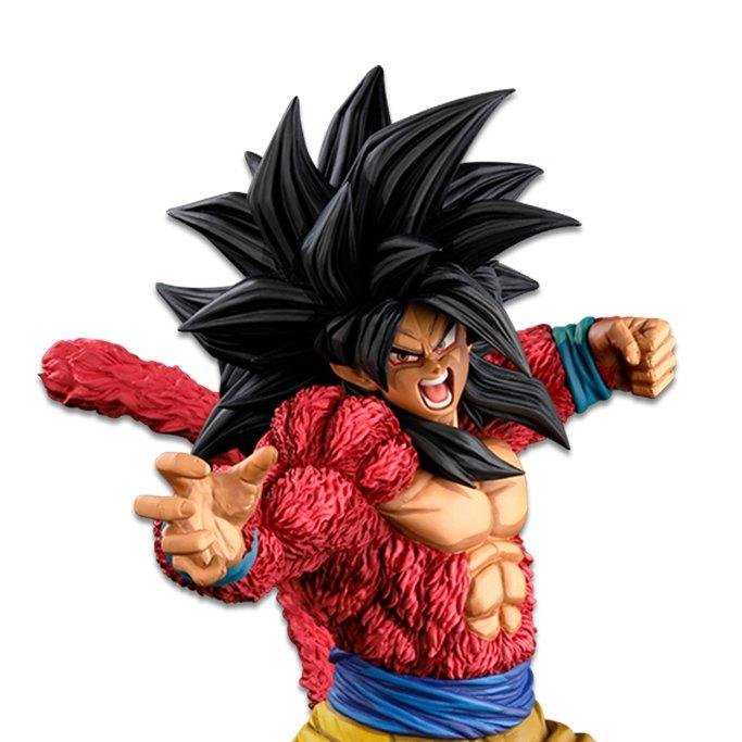 The son goku ssj4 super master stars piece x bwfc manga dimensions