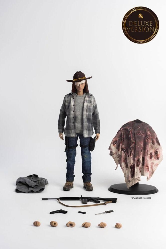 The walking dead figurine 16 carl grimes 02 1
