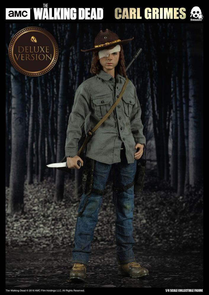 The walking dead figurine 16 carl grimes 02 4