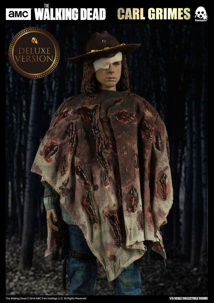 The walking dead figurine 16 carl grimes 02 5