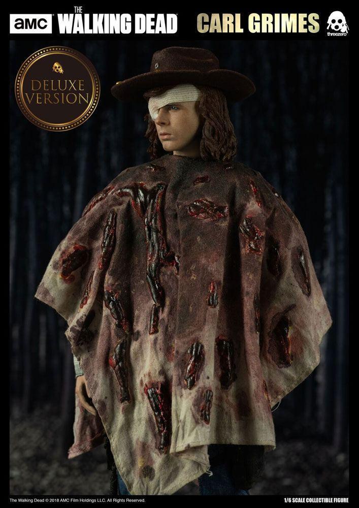 The walking dead figurine 16 carl grimes 02 6
