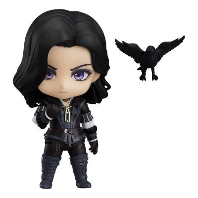 The witcher 3 wild hunt figurine nendoroid yennefer 1