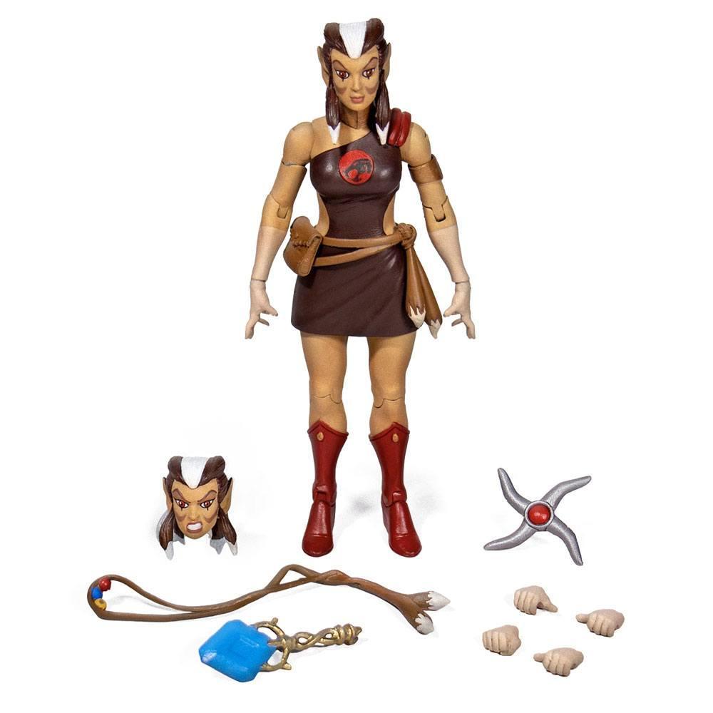 Thundercats pumrya cosmocats super7 suukoo toys figurine