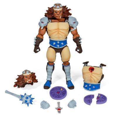 Thundercats Wave 2 figurine Ultimates Grune The Destroyer 18 cm