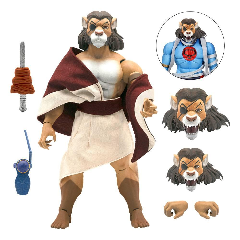 Thundercats wave 4 figurine ultimates pumm ra 18 cm figure super7 1