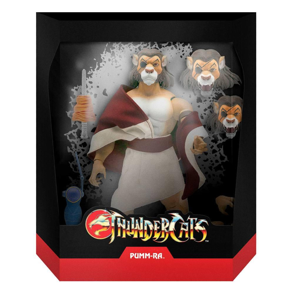Thundercats wave 4 figurine ultimates pumm ra 18 cm figure super7 2