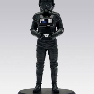 Star Wars statuette résine Tie Fighter Pilot collection Elite Attakus figurine édition limitée
