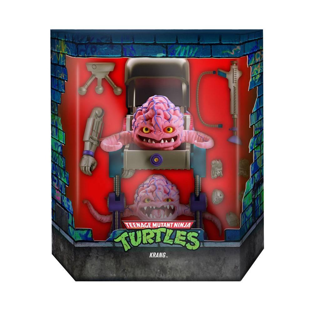 Tmnt krang figurine ultimate 1