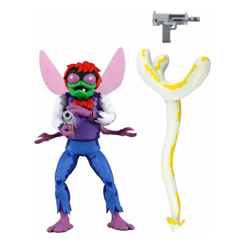 Tmnt teenage turtles ninja baxter ultimate cartoon figurine 18cm 1