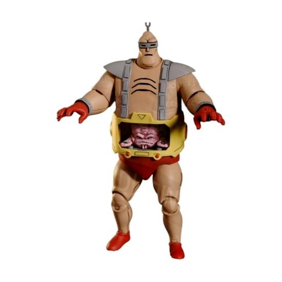 Tmnt ultimate krang s android body 23 cm neca541