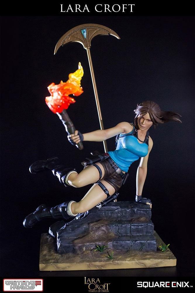 Tomb raider figurine suukoo toys gaming heads 1