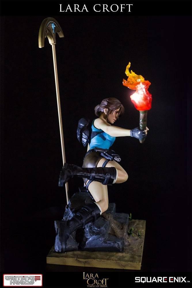 Tomb raider figurine suukoo toys gaming heads 3