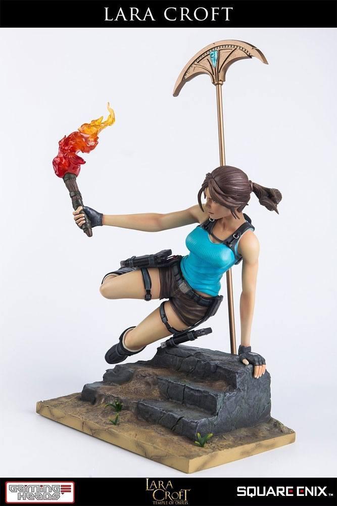 Tomb raider figurine suukoo toys gaming heads 4
