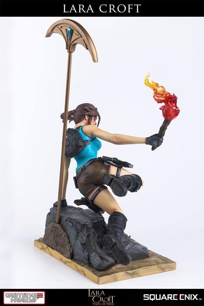 Tomb raider figurine suukoo toys gaming heads 6