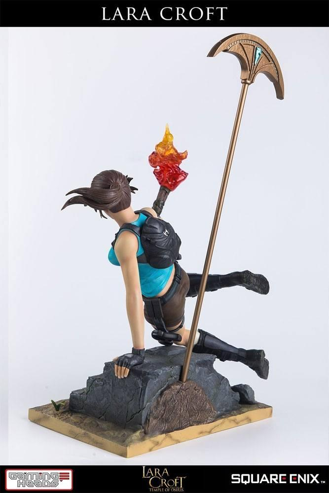 Tomb raider figurine suukoo toys gaming heads 7