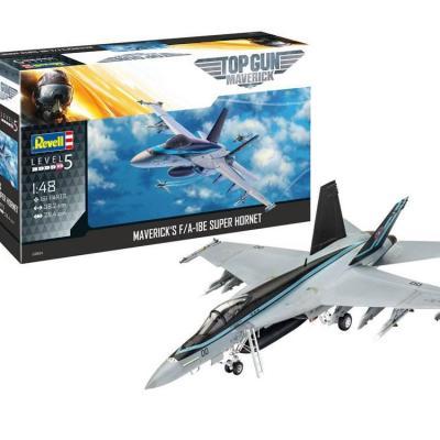 Top Gun : Maverick maquette 1/48 Maverick´s F/A-18E Super Hornet 38 cm