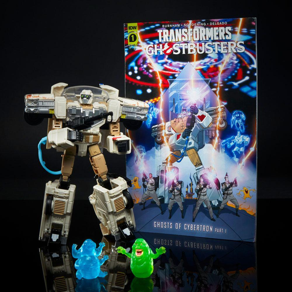 Transformers x sos fantomes l heritage vehicule ecto 1 3