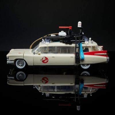Transformers x SOS Fantômes : L'Héritage véhicule Ecto-1