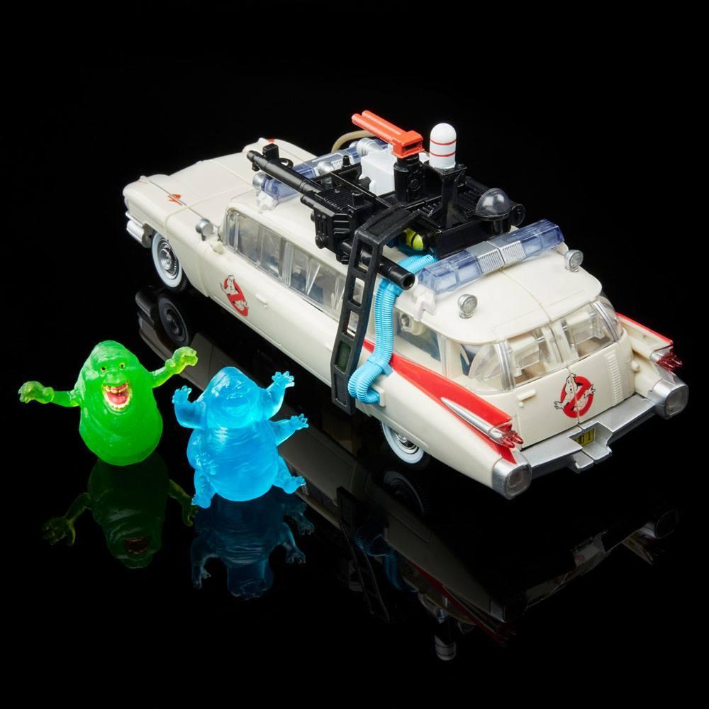 Transformers x sos fantomes l heritage vehicule ecto 1 6