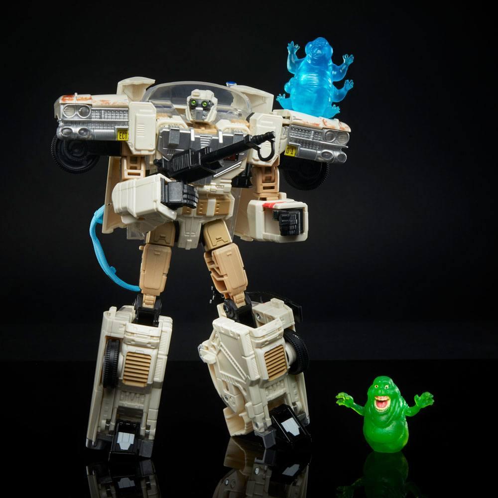 Transformers x sos fantomes l heritage vehicule ecto 1 8