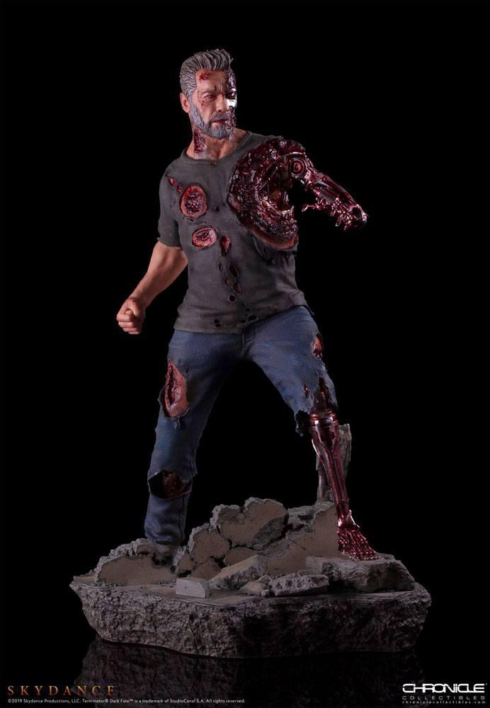 Trminator dark fate t 800 figurine statue 2