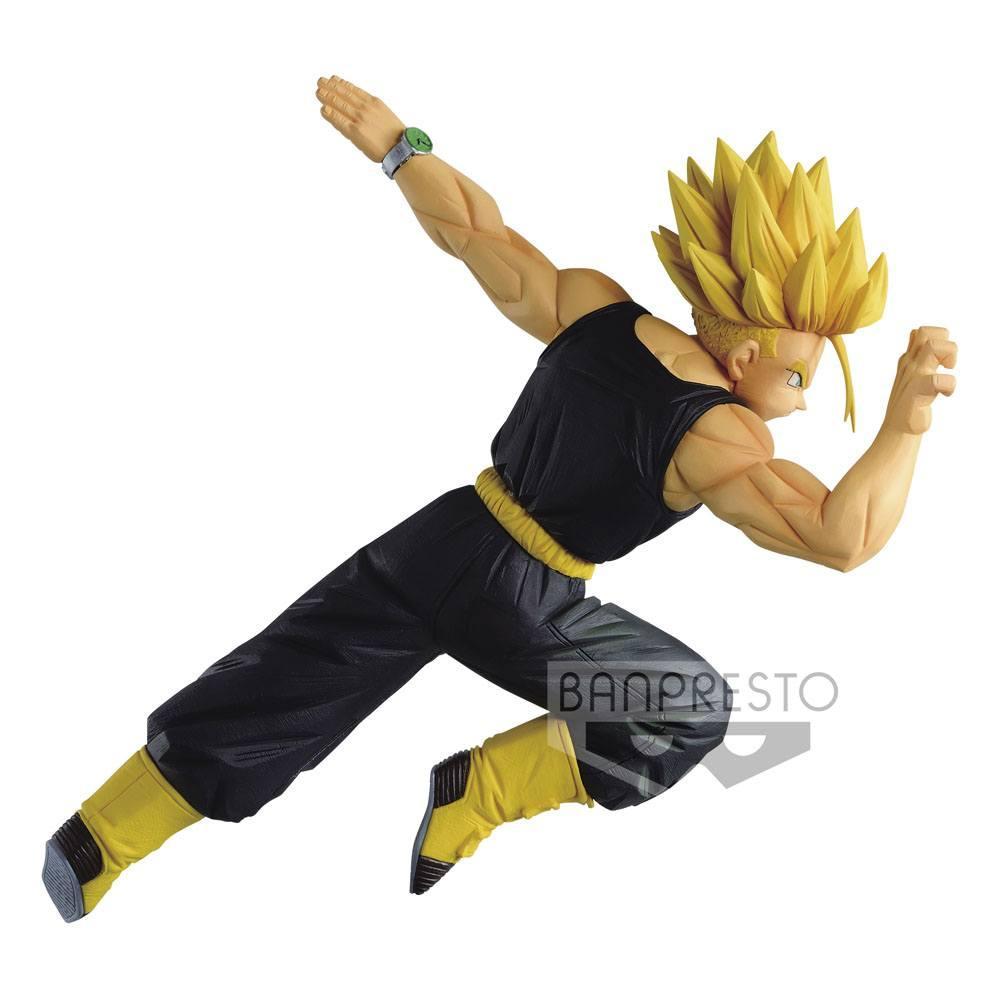 Trunks super saiyan banpresto statuette 15cm 1