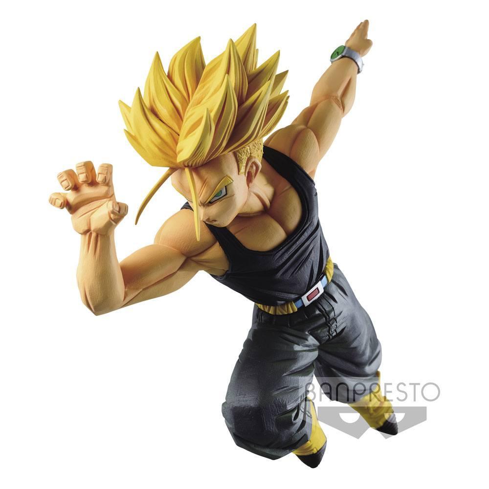 Trunks super saiyan banpresto statuette 15cm 4