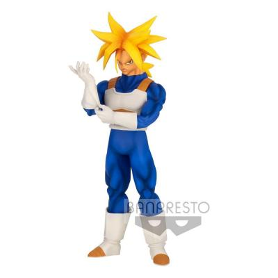 Dragon ball Z statuette PVC Solid Edge Works Trunks Super Saiyan 23 cm