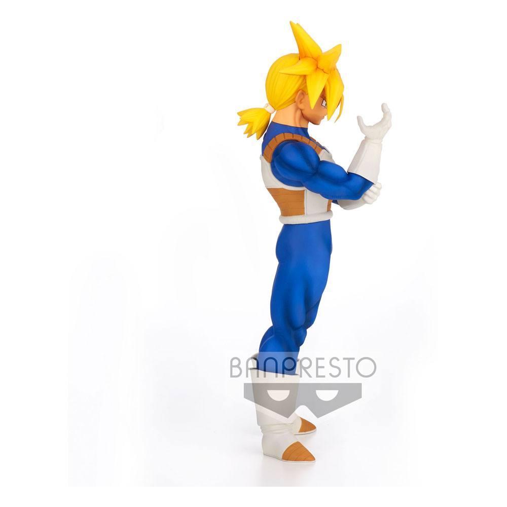 Trunks super saiyan banpresto suukoo toys figurine 2