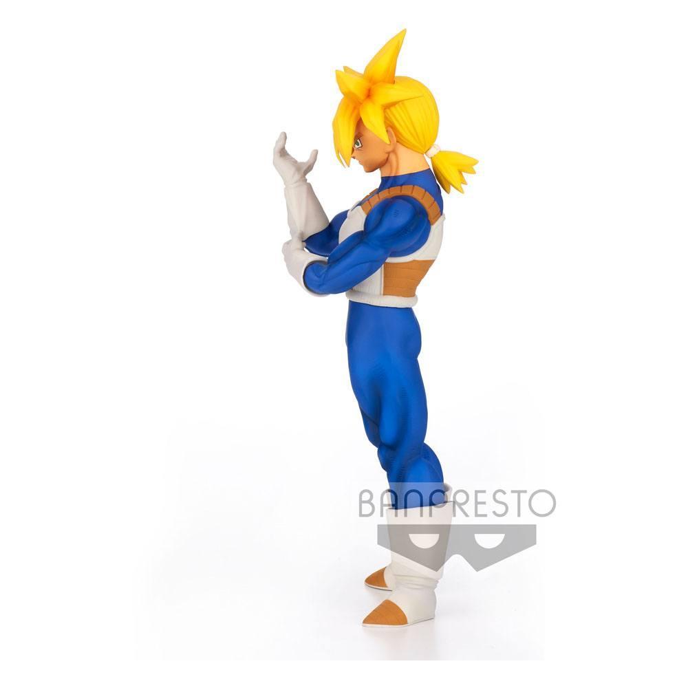 Trunks super saiyan banpresto suukoo toys figurine 3