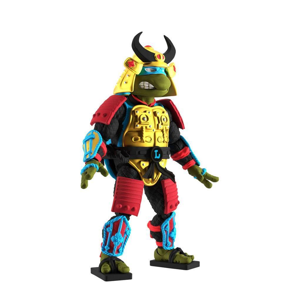 Ultimates leo samourai super7 suukoo toys jouet tmnt turtles ninja 4