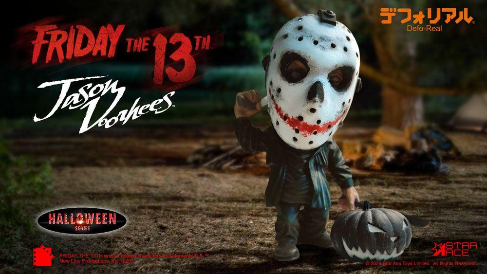 Vendredi 13 figurine jason voorhees halloween version 15 cm 1