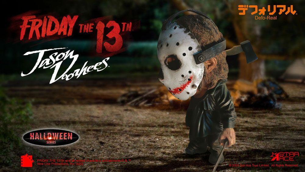Vendredi 13 figurine jason voorhees halloween version 15 cm 2