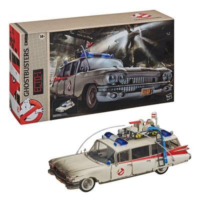 SOS Fantômes Plasma Series véhicule Ecto-1 Ghostbuster - Hasbro