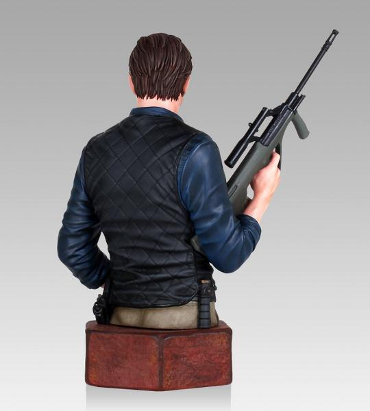 Walking dead the governor mini buste 1