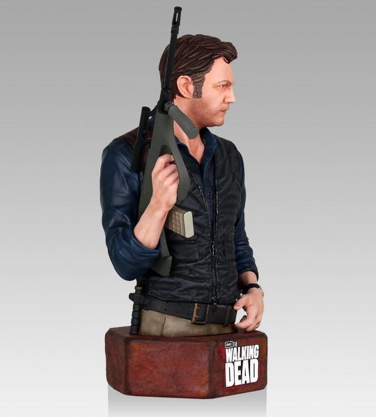 Walking dead the governor mini buste 2