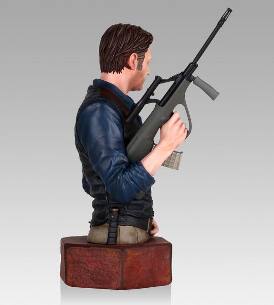Walking dead the governor mini buste 3